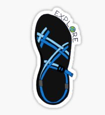 Chaco Explore Sticker