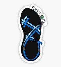 Chaco Explore Sticker