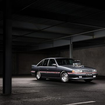 Blown Holden Commodore VN SS by tjbphoto