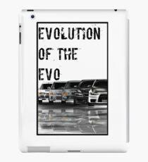 evolution of the EVO v1 iPad Case/Skin