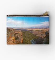 Hassans Walls Lookout, Lithgow, NSW Studio Pouch