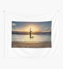 Jump in heaven Wall Tapestry