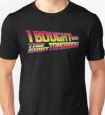 FUTURE SHIRT (Black)  Unisex T-Shirt
