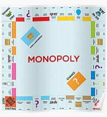 Monopoly Poster