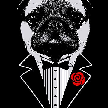Mr.Pug by clingcling