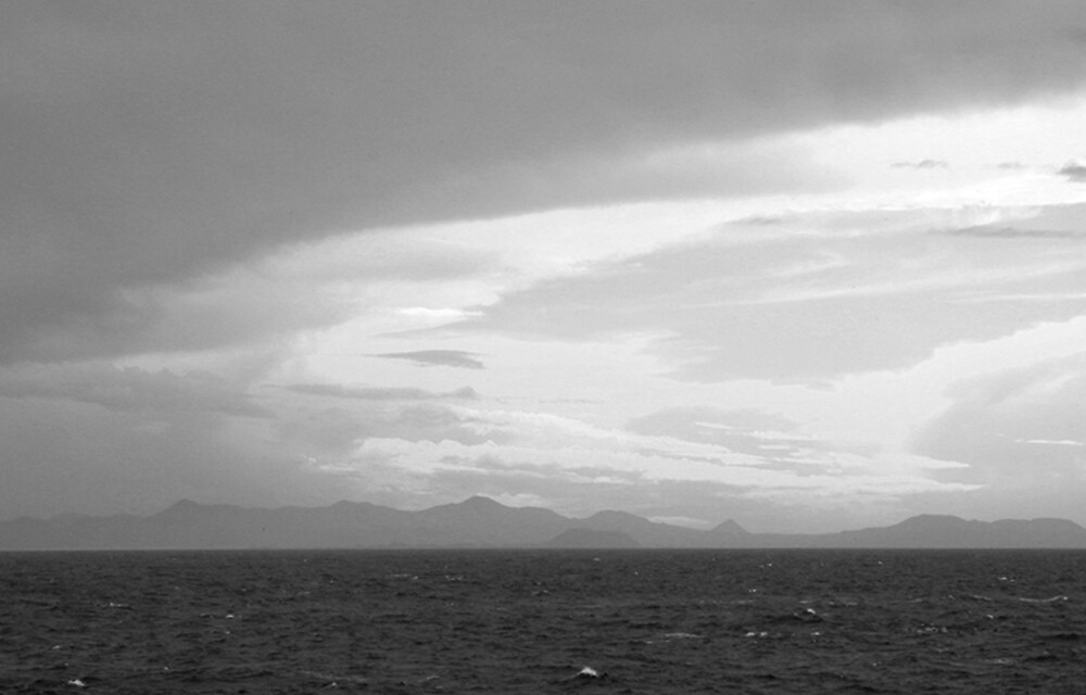 Sea, Land and Sky (Canary Islands) by John Bromley