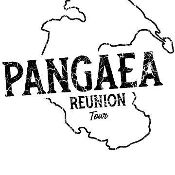 Pangaea Reunion Tour by keepers