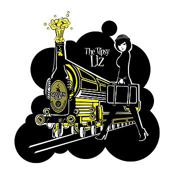 The Tipsy Liz Train by 4dplus