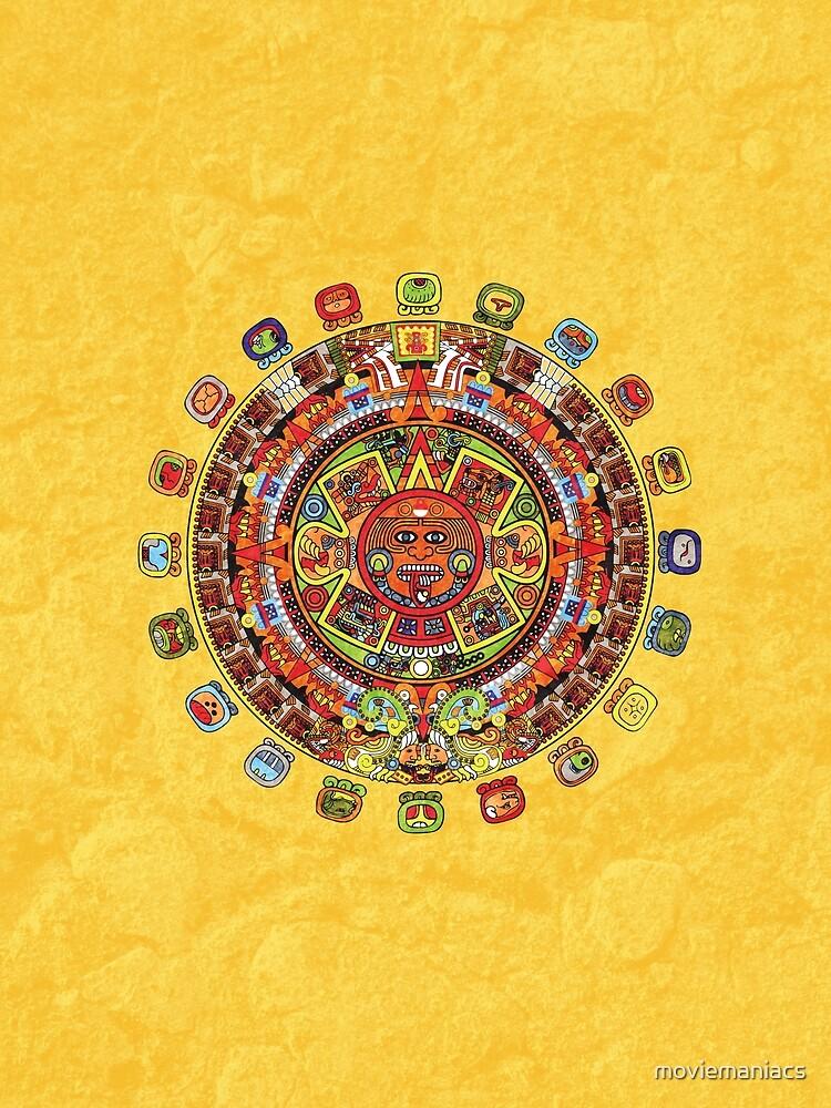 Mayan Calendar by moviemaniacs