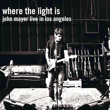 John Mayer de AdamEvzz