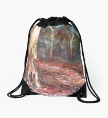 'High Country Sentinel' Drawstring Bag