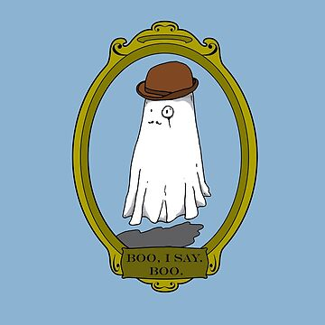The Gentleman Ghost by GradientPowell