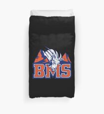 BMS Blue Mountain State Duvet Cover
