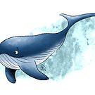Whale by studiokayleigh