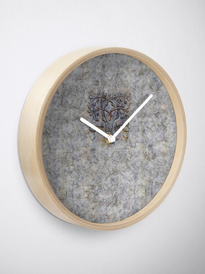 Alternate view of Tree of Life Clock