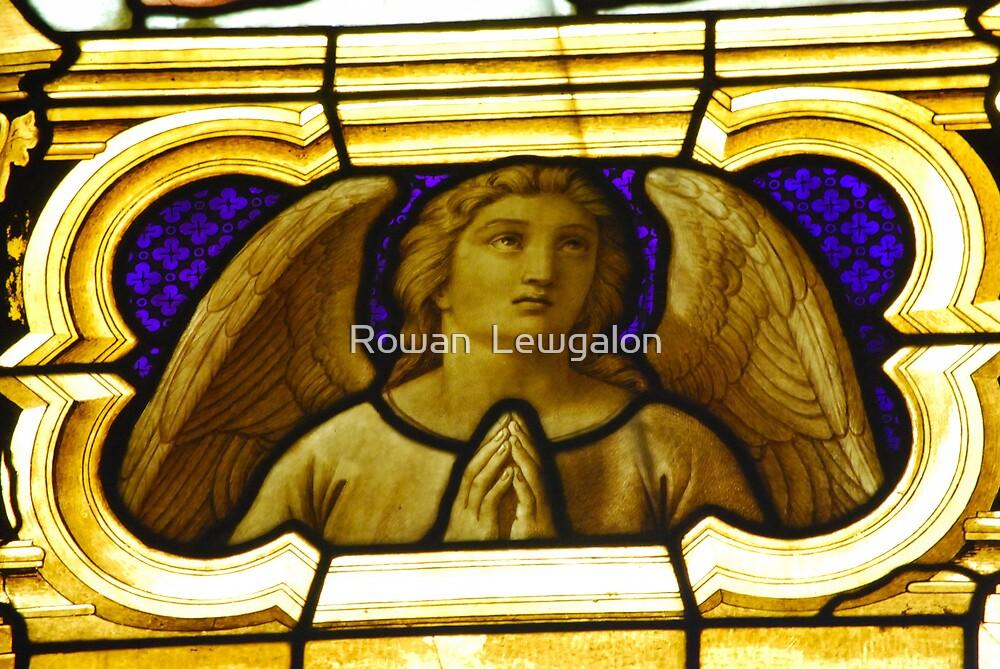 Praying Angel by Rowan  Lewgalon