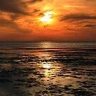 Southport Sunset by RamblingTog