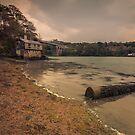 The Menai Straits by RamblingTog