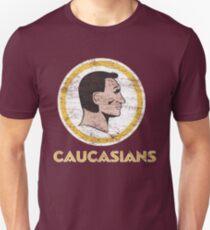 Washington Caucasion T-Shirt Unisex T-Shirt