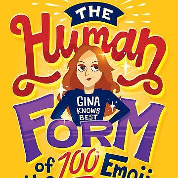 100 emoji by risarodil