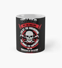 Welder we the willing led by the unknowing Welder T Shirt Mug