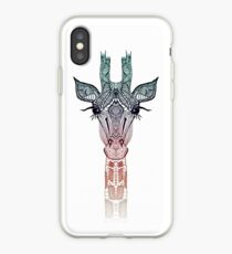 GIRAFFE by Monika Strigel iPhone Case