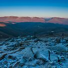 Winter in the Lakes by RamblingTog