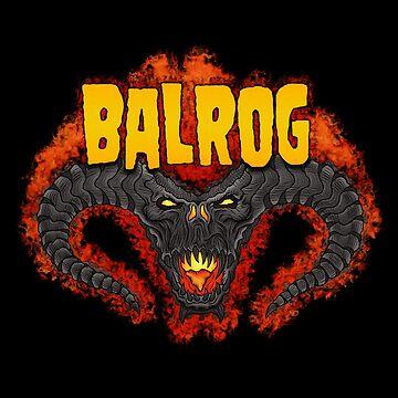 Balrog - Azhmodai 2018 by Azhmodai