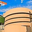 Guggenheim museum, NYC by rafaj