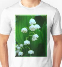 Tiny bells of spring Unisex T-Shirt