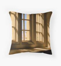 Stephens Hall Window Throw Pillow