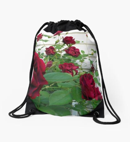 Growing and Overflowing Drawstring Bag