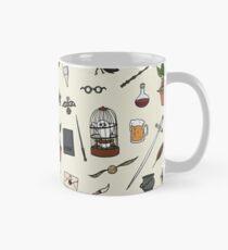 Owl and wand Mug