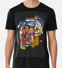 Basquiat aufgespaltet Premium T-Shirt
