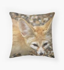 Fennec Fox ....... Throw Pillow