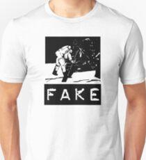 NASA Moon Landing Fake Unisex T-Shirt