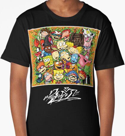 Nostalgic Nick Long T-Shirt