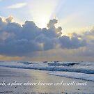 Heaven And Earth Meet by ©Dawne M. Dunton