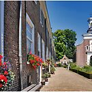 Beguinage 2 by Adri  Padmos
