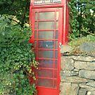 Phone box by Gillen