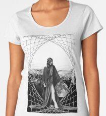 Gertrude and the moon Women's Premium T-Shirt