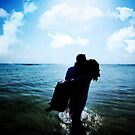 ROMANCE AT THE BEACH by Spiritinme