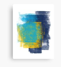 Just Colour 1 Canvas Print