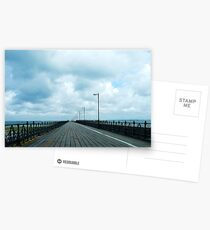 Ryde Pier, Isle of Wight, Hampshire, England. Postcards