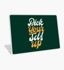 Pick Your Self Up Laptop Skin