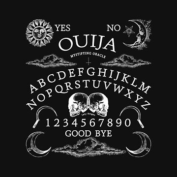 Demon Ouija by LadyMorgan