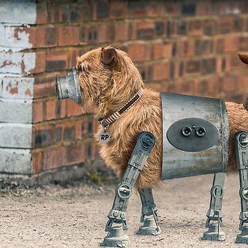 RoboPup by BigRedCurlyGuy