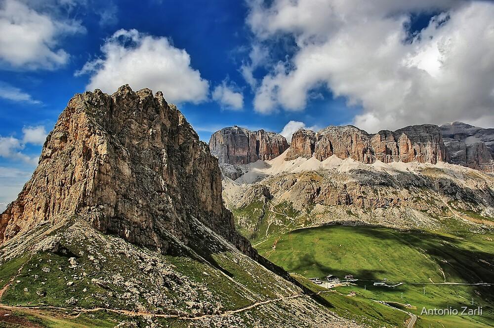 Alps by Antonio Zarli