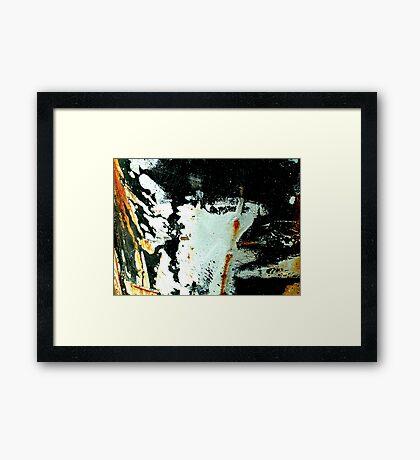 Ship Bow no.1 Framed Print