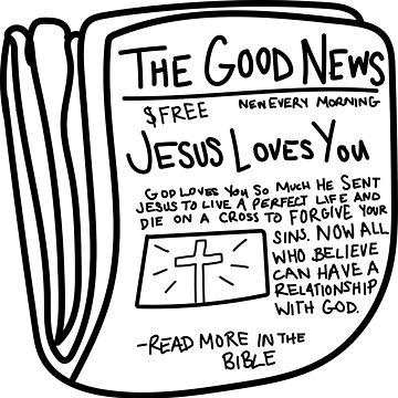 Gospel - Good News by FancyDancyNancy